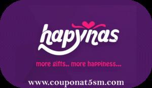 Discounts Hapynas كود خصم هابي ناس